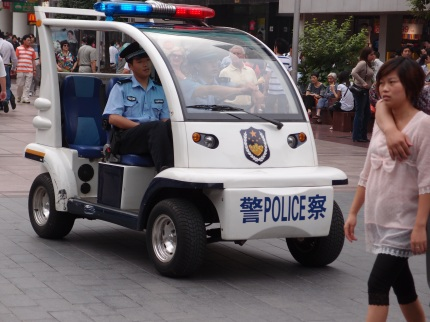 Shanghai - machopolisbil?