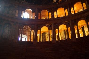 Parma, gammal teater