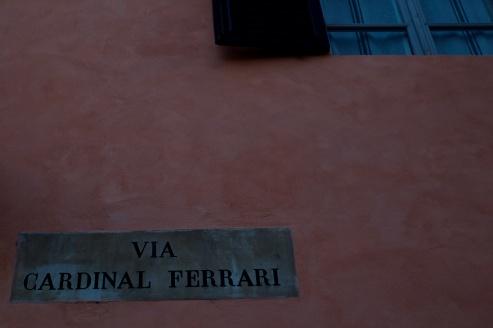 Ferrari i Modena/Maranello får det bli nästa besök (det har var så nära Ferrari jag kom...)