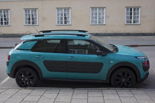 Färgklick till bil!