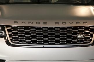 Ny Range Rover-modell (Velar)
