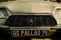 Citroen GS, precis en sådan här hade morfar efter alla paddor