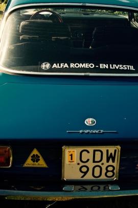 Alfa Romeo finns i hjärtat hos varje bilentusiast!