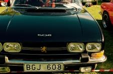 Snygg Peugeot-coupé!