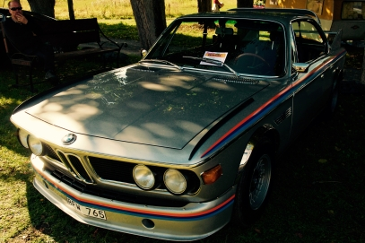 Härlig BMW-coupé!