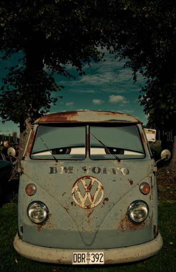 """Cars"" VW-buss"