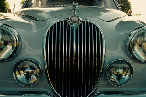 Jaguar, så vacker!
