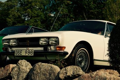 Peugeot-coupé