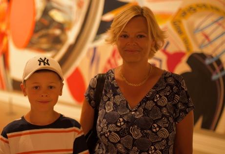 Aarhus - Moderna muséet