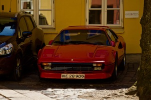"Aarhus - ""Magnum"" på besök? :-)"