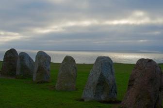 Kåseberga / Ale stenar