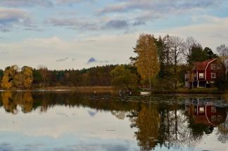Täby - Rönningesjön